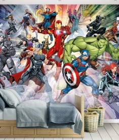 The Full Range Of Our Wallpaper Murals For Kids & Adults | Walltastic