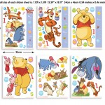 Disney Winnie the Pooh bedroom Decor Kit