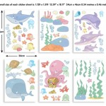 Baby Under the Sea Room Decor Kit