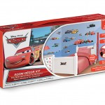 Disney Cars Bedroom Decor Kit