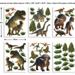 Dinosaur Land Bedroom Decor Kit