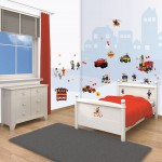 Fireman Sam Bedroom Decor Kit