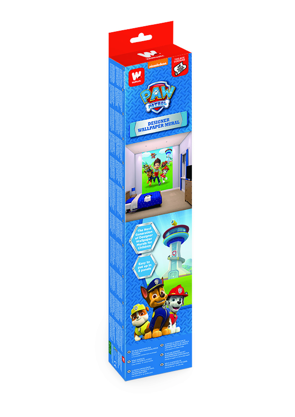 Nice Paw Patrol Bedroom Photos >> Paw Patrol Chase Toddler Bed By ...