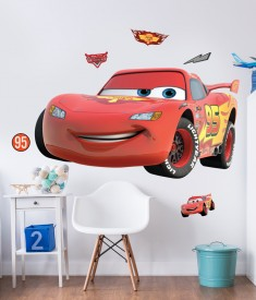 Disney Cars XL Kids Room decal sticker