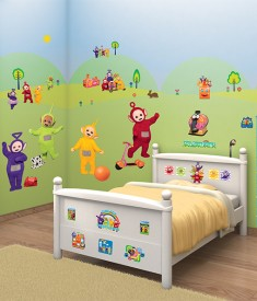 Teletubbies Room Set