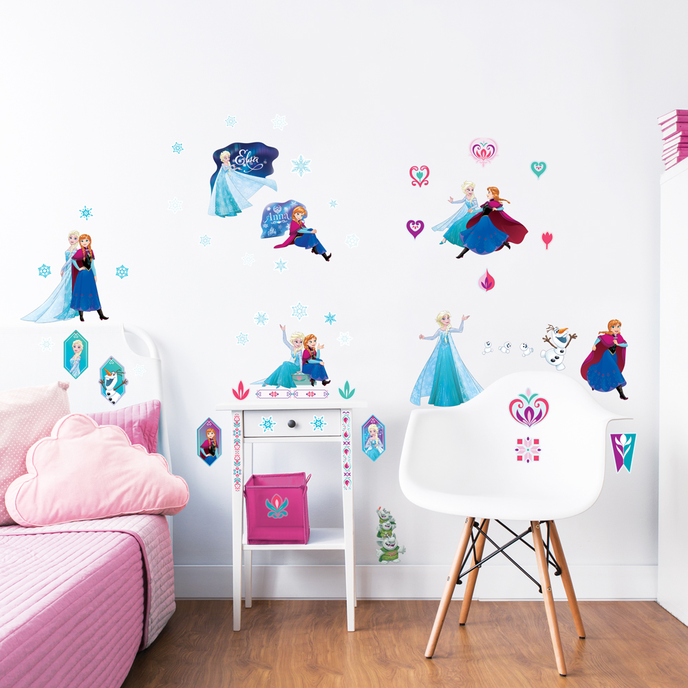 Disney frozen wall stickers walltastic amipublicfo Gallery