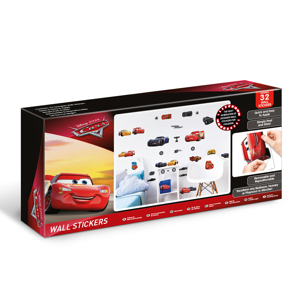Cars Wall Sticker Image Collections Home Wall Decoration Ideas - Lightning mcqueen custom vinyl decals for cardisney cars wall decals roselawnlutheran