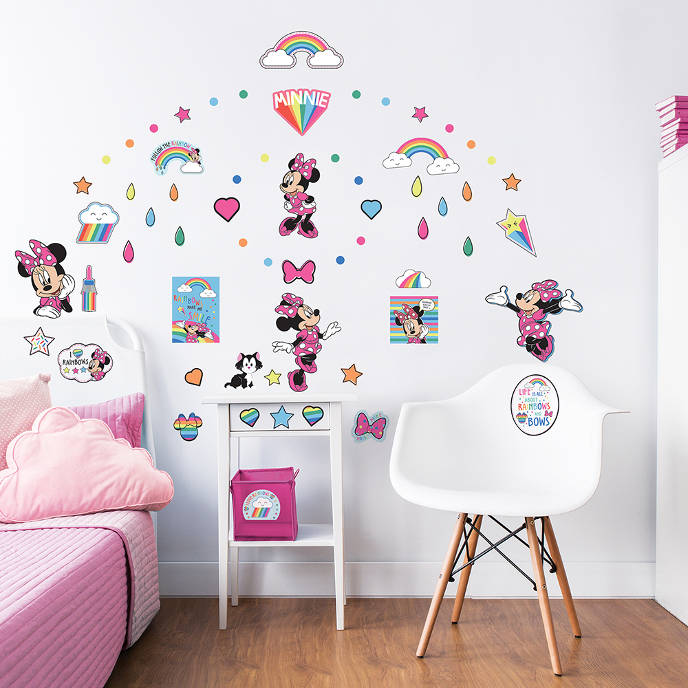 Jcb wall stickers choice image home wall decoration ideas new 2017 wall stickers archives walltastic walltastic minnie mouse wall sticker bedroom scene 45538 amipublicfo choice amipublicfo Images