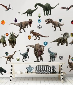 Jurassic World Fallen Kingdom Room Decor Kit Room Scene 45712