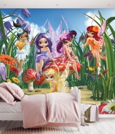 Fairies_12PC Mural_ Roomset 1000px