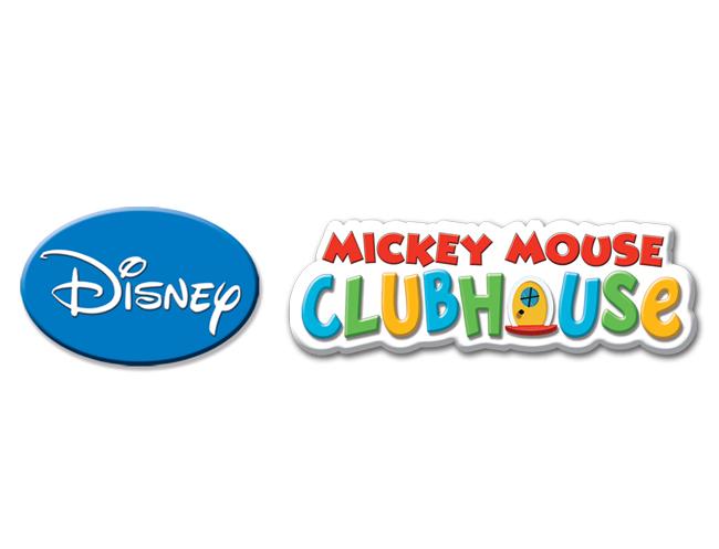 mickey mouse, pluto & donald duck bedroom decor kit | walltastic