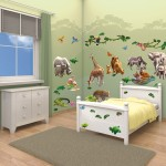 Jungle Adventure Room Decor Kit