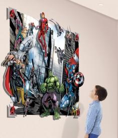 Avengers Child Room Scene 44562