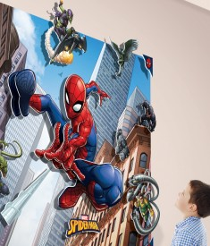 Spider-Man Child Room Scene 44586